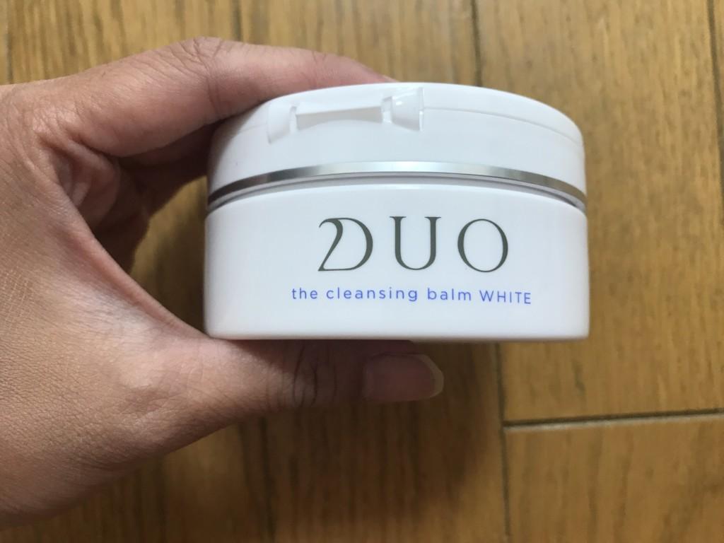 DUOクレンジングバーム(ホワイト)商品画像